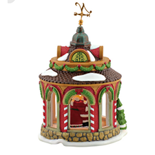 Anniversary Gazebo, North Pole | Hallmark Awesome Gifts