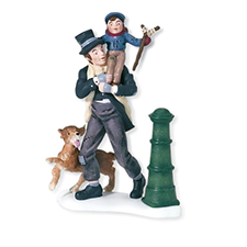 Bob & Tiny Tim, Dickens' Village | Hallmark Awesome Gifts