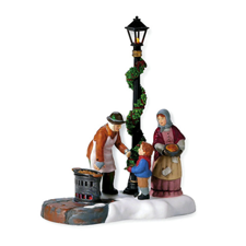 Chestnut Vendor, Dickens' Village | Hallmark Awesome Gifts