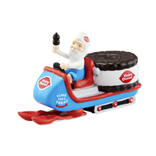 DQ Delivers, North Pole | Hallmark Awesome Gifts