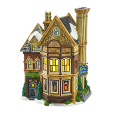 The London Gallery, Dickens' Village | Hallmark Awesome Gifts