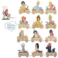 Precious Moments Disney Birthday Train Collection, Hallmark Awesome Gifts