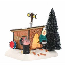 National Lampoon - Griswold Sled Shack | Hallmark Awesome Gifts