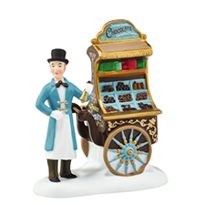 Sidewalk Sweets, Dickens' Village | Hallmark Awesome Gifts