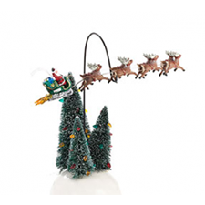 National Lampoon - Animated Flaming Sleigh | Hallmark Awesome Gifts