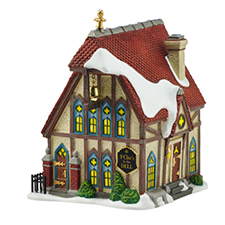 St. Clives In the Dell, Dickens' Village | Hallmark Awesome Gifts
