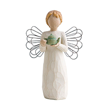 Willow Angel Figurine - Frienship - Angel of the Kitchen | Hallmark Awesome Gifts