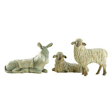 Willow Angel Figurine - Holiday - Animals - 3 pieces | Hallmark Awesome Gifts