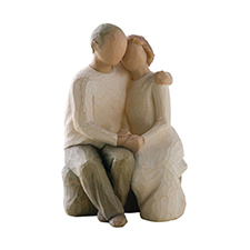 Willow Angel Figurine - Love/Milestones - Anniversary | Hallmark Awesome Gifts