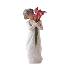 Willow Angel Figurine - Frienship - Bloom | Hallmark Awesome Gifts
