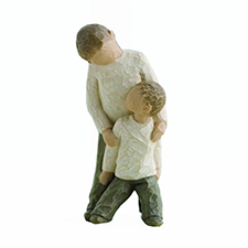 Willow Angel Figurine - Family - Brothers | Hallmark Awesome Gifts