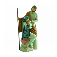 Willow Angel Figurine - Holiday - The Christmas Story | Hallmark Awesome Gifts