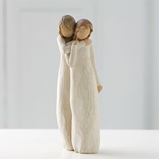 Willow Angel Figurine - Family - Chrysalis | Hallmark Awesome Gifts