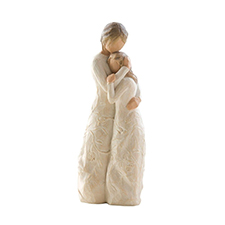 Willow Angel Figurine - Family - Close to Me | Hallmark Awesome Gifts