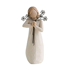 Willow Angel Figurine - Frienship - Friendship | Hallmark Awesome Gifts