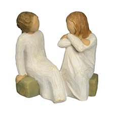 Willow Angel Figurine - Frienship - Heart & Soul | Hallmark Awesome Gifts