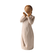 Willow Angel Figurine - Love/Milestones - Lots of Love | Hallmark Awesome Gifts