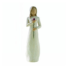 Willow Angel Figurine - Love/Milestones - Love | Hallmark Awesome Gifts