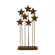 Willow Angel Figurine - Holiday - Metal Star Backdrop | Hallmark Awesome Gifts