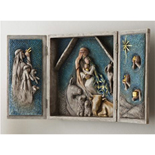 Willow Angel Figurine - Holiday - Nativity - Starry Night Box | Hallmark Awesome Gifts