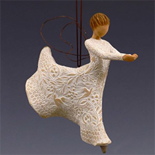 Willow Angel - Ornament - Dance of Life | Hallmark Awesome Gifts