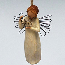 Willow Angel - Ornament - Just for You | Hallmark Awesome Gifts