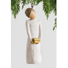 Willow Angel - Ornament - Spirit of Giving | Hallmark Awesome Gifts