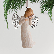 Willow Angel - Ornament - Thinking of You | Hallmark Awesome Gifts