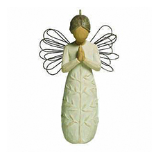 Willow Angel - Ornament - A Tree A Prayer | Hallmark Awesome Gifts