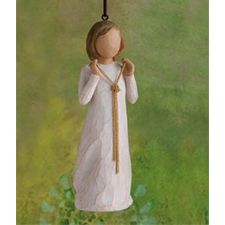 Willow Angel - Ornament - Truly Golden | Hallmark Awesome Gifts