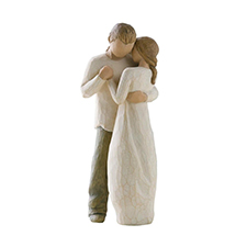 Willow Angel Figurine - Love/Milestones - Promise | Hallmark Awesome Gifts