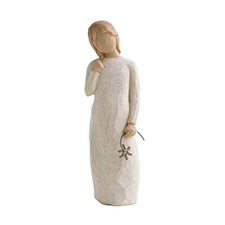 Willow Angel Figurine - Sympathy/Remembrance - Remember | Hallmark Awesome Gifts