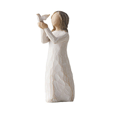 Willow Angel Figurine - Love/Milestones - Soar | Hallmark Awesome Gifts
