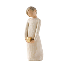 Willow Angel Figurine - Frienship - Spirit of Giving | Hallmark Awesome Gifts