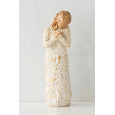 Willow Angel Figurine - Frienship - Tapestry | Hallmark Awesome Gifts