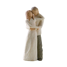 Willow Angel Figurine - Love/Milestones - Together | Hallmark Awesome Gifts