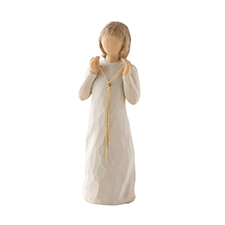 Willow Angel Figurine - Frienship - Truly Golden | Hallmark Awesome Gifts