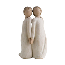 Willow Angel Figurine - Family - Two Alike | Hallmark Awesome Gifts