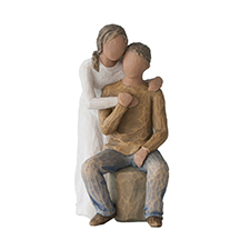 Willow Angel Figurine - Family - You and Me | Hallmark Awesome Gifts