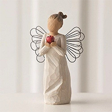 Willow Angel Figurine - Teacher/Grad - You're the Best | Hallmark Awesome Gifts