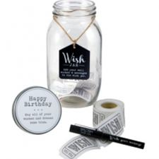 Happy Birthday - Wishing Jar | Hallmark Awesome Gifts