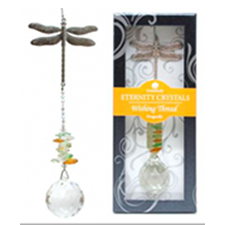 Wishing Thread - Dragonfly, Hallmark Awesome Gifts