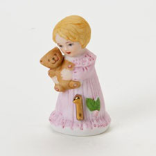 Growing up girls, blonde, age 1, Hallmark Awesome Gifts