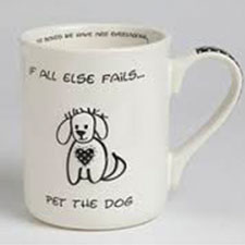 Children of the Inner Light Mugs - Animals - Dog Lover | Hallmark Awesome Gifts