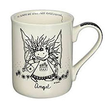 Children of the Inner Light Mugs - Faith & Love - Angel | Hallmark Awesome Gifts