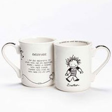 Children of the Inner Light Mugs - Family - Brother | Hallmark Awesome Gifts