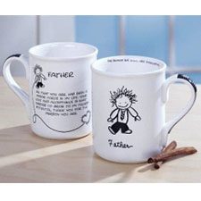 Children of the Inner Light Mugs - Family - Father | Hallmark Awesome Gifts