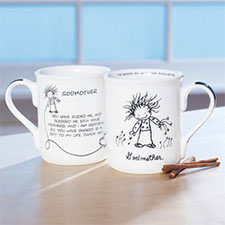 Children of the Inner Light Mugs - Family - Godmother | Hallmark Awesome Gifts