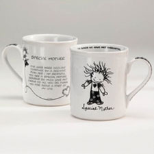 Children of the Inner Light Mugs - Family - Special Mother | Hallmark Awesome Gifts