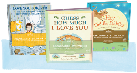Recordable Storybooks, Hallmark Awesome Gifts